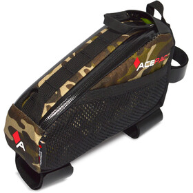 Acepac Fuel Sacoche pour cadre de vélo M, camo